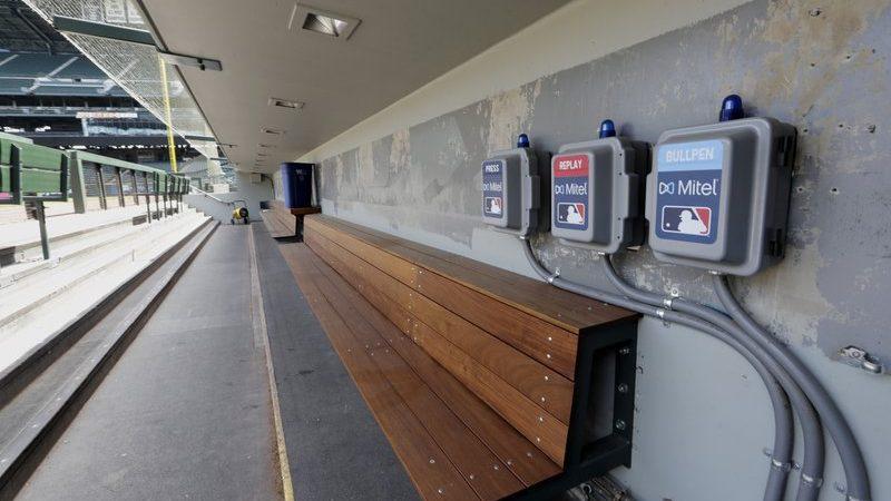 Peloteros responden a protocolos de MLB sobre coronavirus