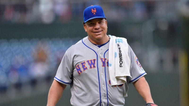 Bartolo quiere regresar a MLB