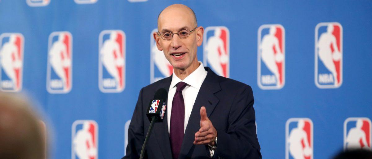 Adam Silver confía en que preocupaciones de jugadores sobre regreso de la NBA serán atendidas