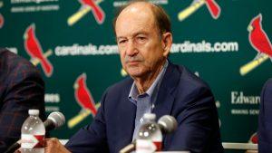 Dueño de Cardenales, Bill DeWitt Jr, dice que béisbol «no es muy rentable»