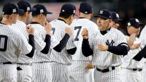 Juez de NY dictamina que carta de MLB de 2017 a Yankees debería ser revelada
