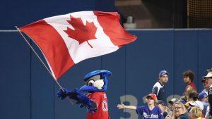 MLB entrega al gobierno de Canadá plan para jugar en Toronto