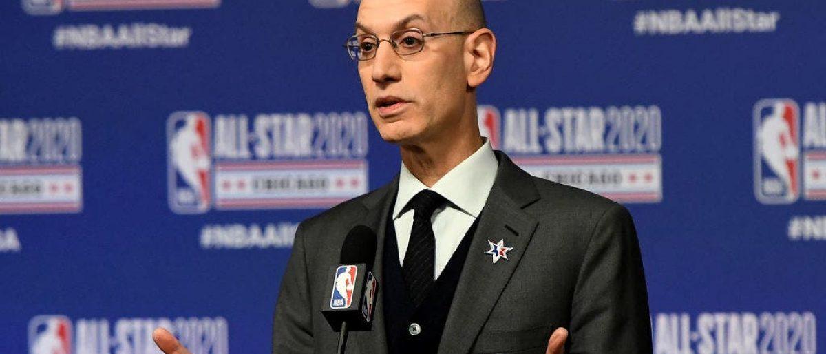 NBA presenta plan a jugadores para reiniciar temporada