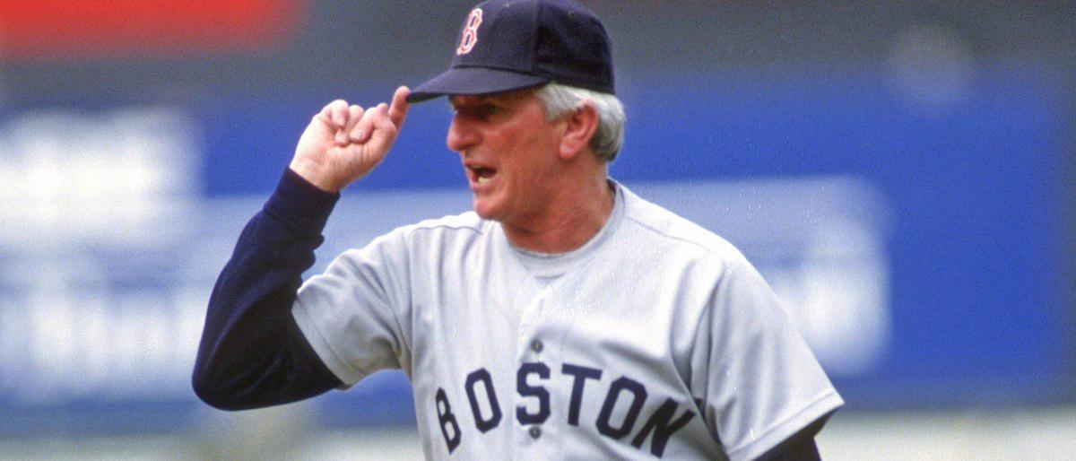 Fallece John McNamara, manager de infames Red Sox en 1986