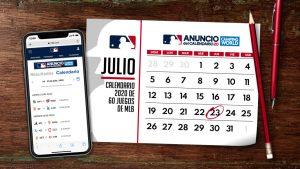 MLB revela el calendario para la temporada 2020
