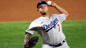 Urías abrirá por los Dodgers en el Juego 3
