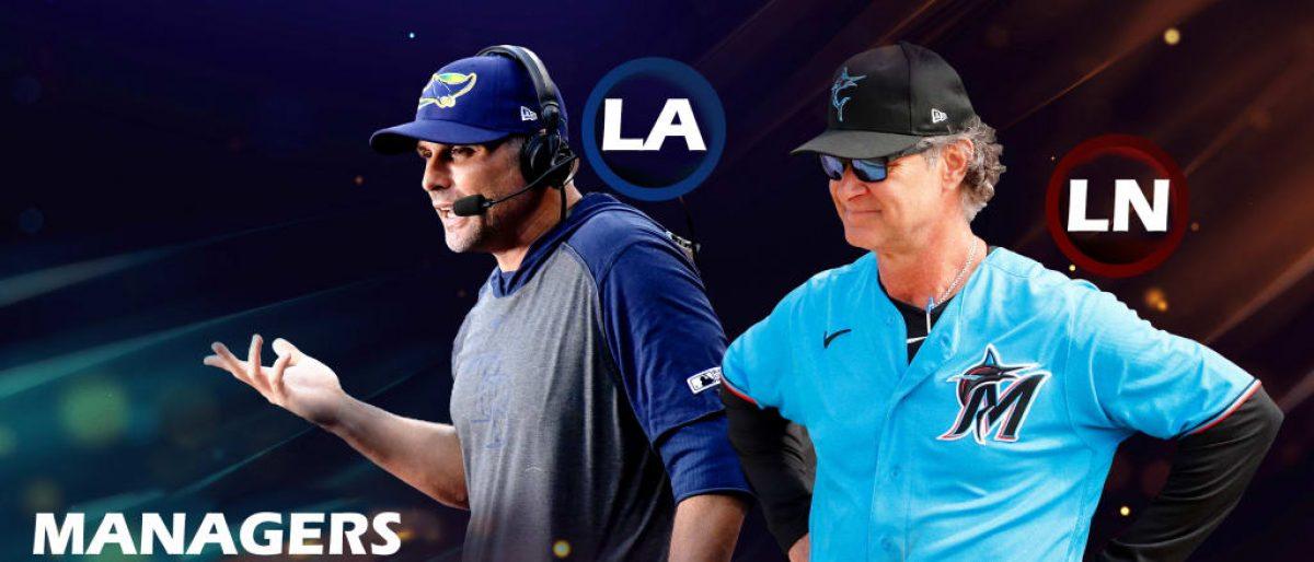 Mattingly y Cash son los Managers del Año