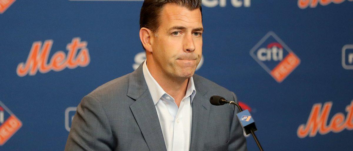 Mets cortan vínculos con GG Van Wagenen