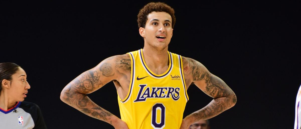 Kuzma firma extensión de contrato con Lakers
