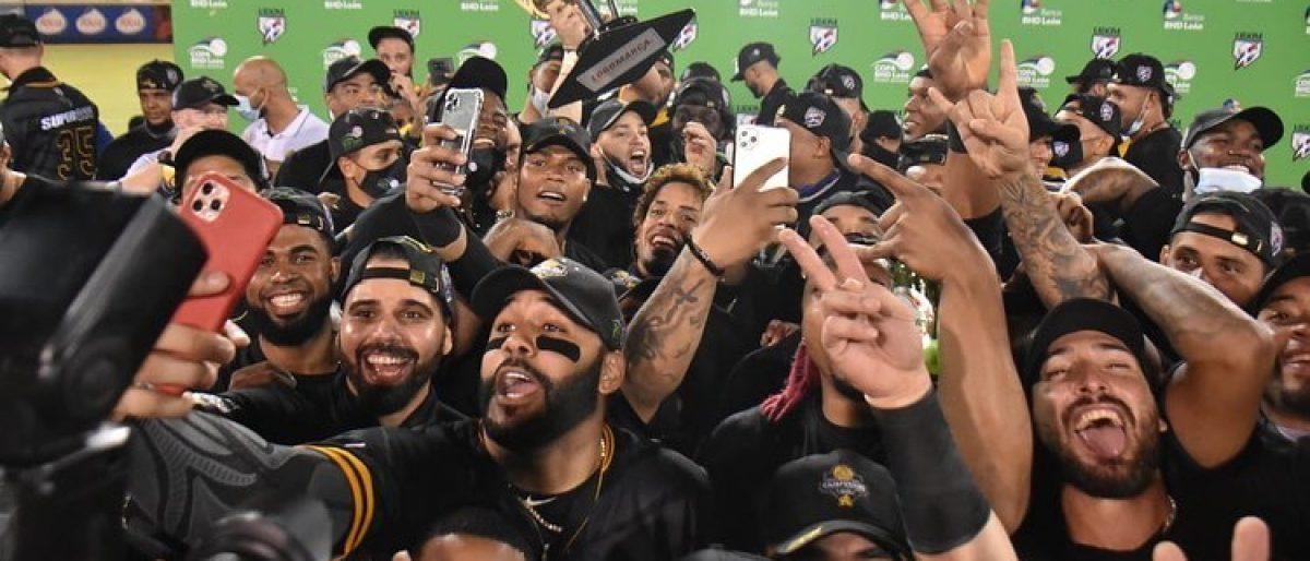 Águilas Cibaeñas se convierten en campeones del béisbol invernal dominicano