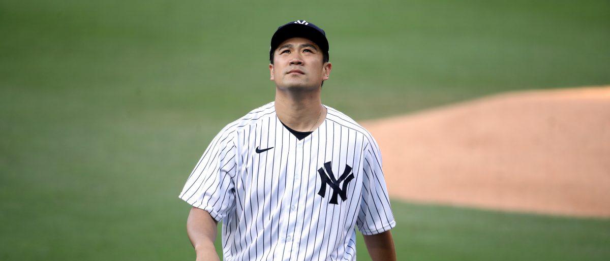 Padres estarían explorando agregar a Tanaka