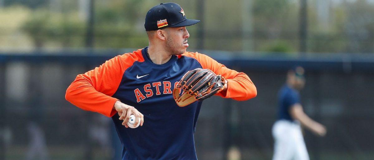 Correa dispuesto a seguir en Houston si firma acuerdo pronto