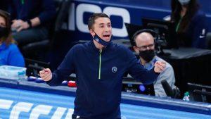 Los Timberwolves despiden a su entrenador Ryan Saunders