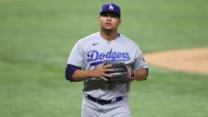 Graterol a la lista de lesionados de Dodgers