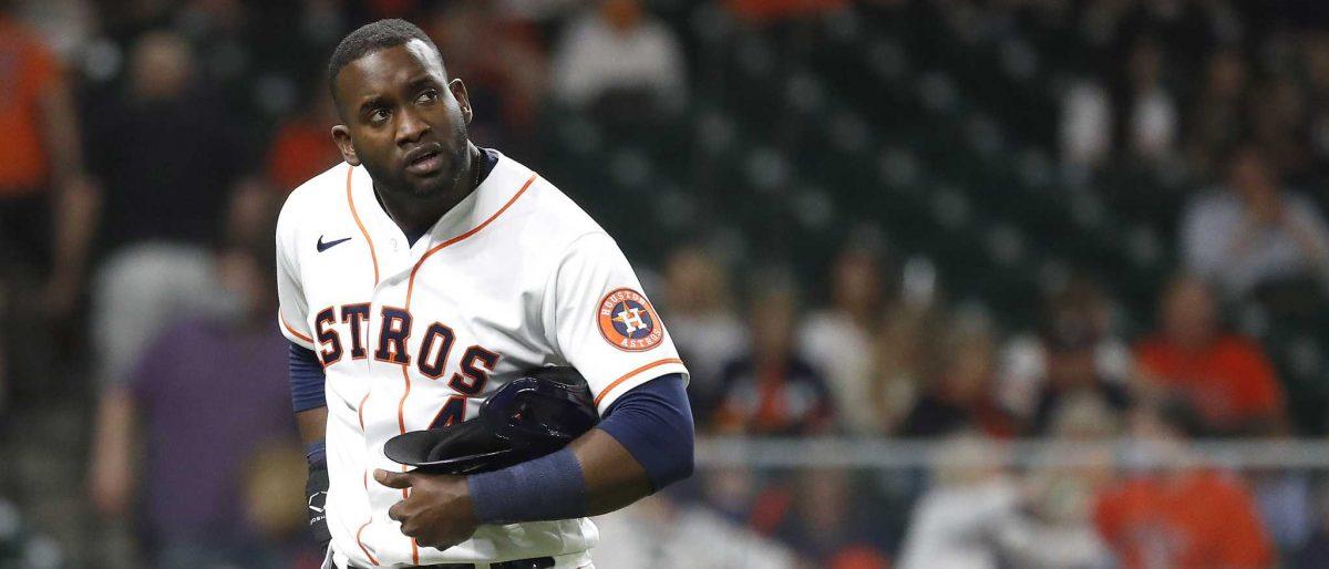 Yordan a la lista de lesionados de Astros