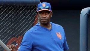 Davis, Slater fuera como coaches de Mets