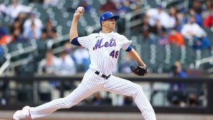 Mets colocan a Jacob deGrom en lista de lesionados