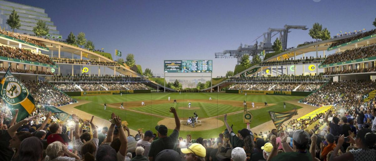 Oakland aprueba plan para nuevo estadio