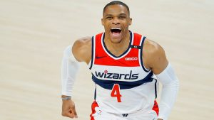 Lakers adquieren a Westbrook desde Washington