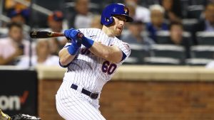 McKinney llega a Dodgers en canje con Mets