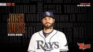 Toros del Este anuncian regreso del relevista Josh Lueke