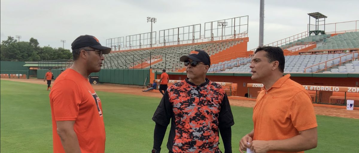 Adames, Maríñez, Peña encabezan inicio entrenamientos Toros
