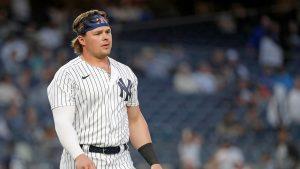 Voit a la lista de lesionados de los Yankees