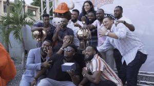 Toros del Este hacen entrega anillos del histórico campeonato